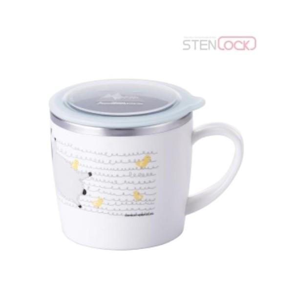 스텐락 알프스팜프랜즈 컵(인서트뚜껑)